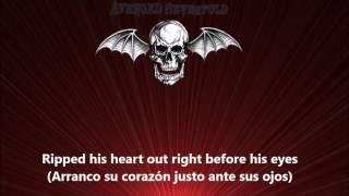 Avenged Sevenfold - A Little Piece Of Heaven Sub Español - Ingles