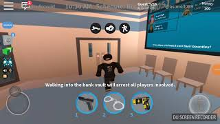 Gilmar Games turning police on Roblox