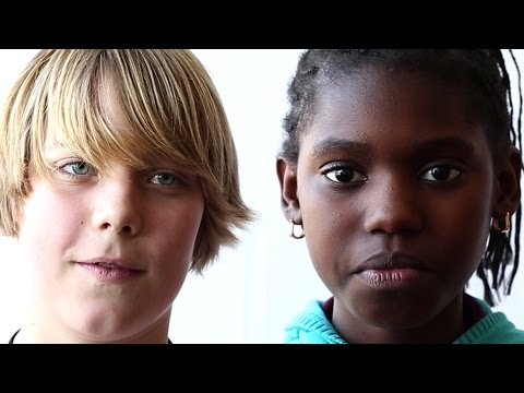 Kids Talk About Segregation