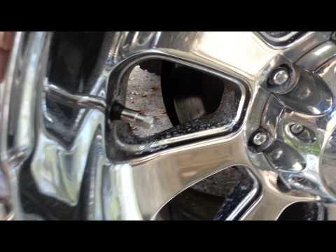 XD Series wheels Chrome peeling off!