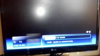 Zapping kanałów Telewizji Cyfrowej INEA