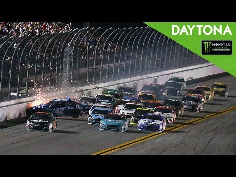 Monster Energy NASCAR Cup Series- Full Race- Coke Zero 400 Powered by Coca-Cola