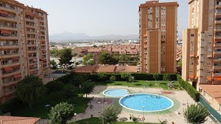 Квартира в городе Аликанте, 3 спальни, район Tombola, продажа. Недвижимость в Испании