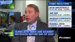 Recession in 2020 unlikely: Gundlach