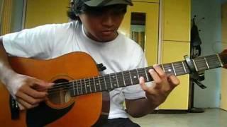 "Fox Rain - Lee Sun Hee ""My Girlfriend is a Gumiho Theme"" [arranged for solo guitar]"