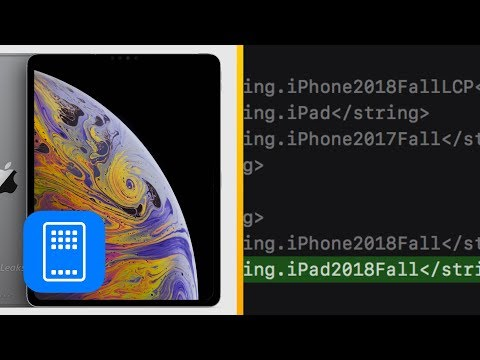 iPad Pro 2018 Release Leaked By Apple!