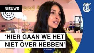 Anna Nooshin breekt interview af na moeilijke vraag