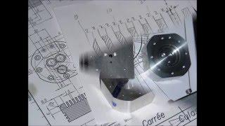Construction moteur 14 cylindres étoile Partie 5 Culasses
