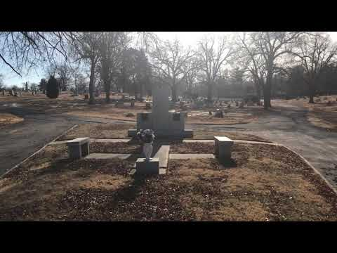The Grave of Satchel Paige
