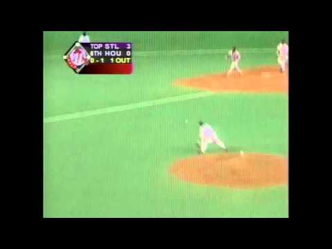 April 17 1999 Cardinals v Astros 8-5 win 4/17/99