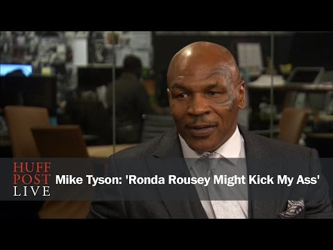 Thumbnail: Mike Tyson on Rousey vs. Mayweather