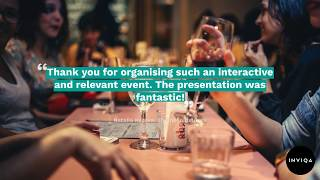Exclusive events for digital leaders | Inviqa
