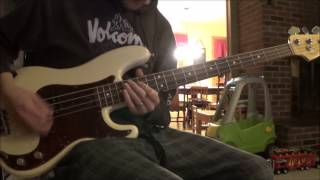 Queens of the Stone Age - The Lost Art of Keeping a Secret Bass Cover