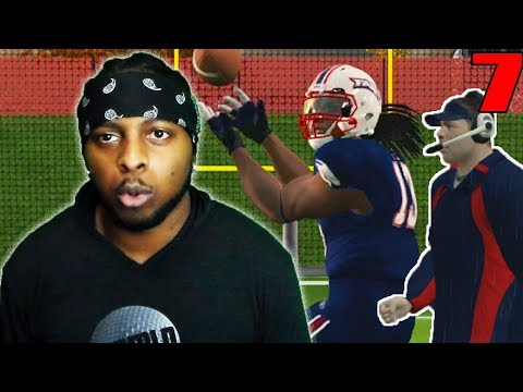 Cass Cole Ep 7 - Who's CRAZY Enough to Take a Chance on Cass? NCAA FOOTBALL 14 RTG TE