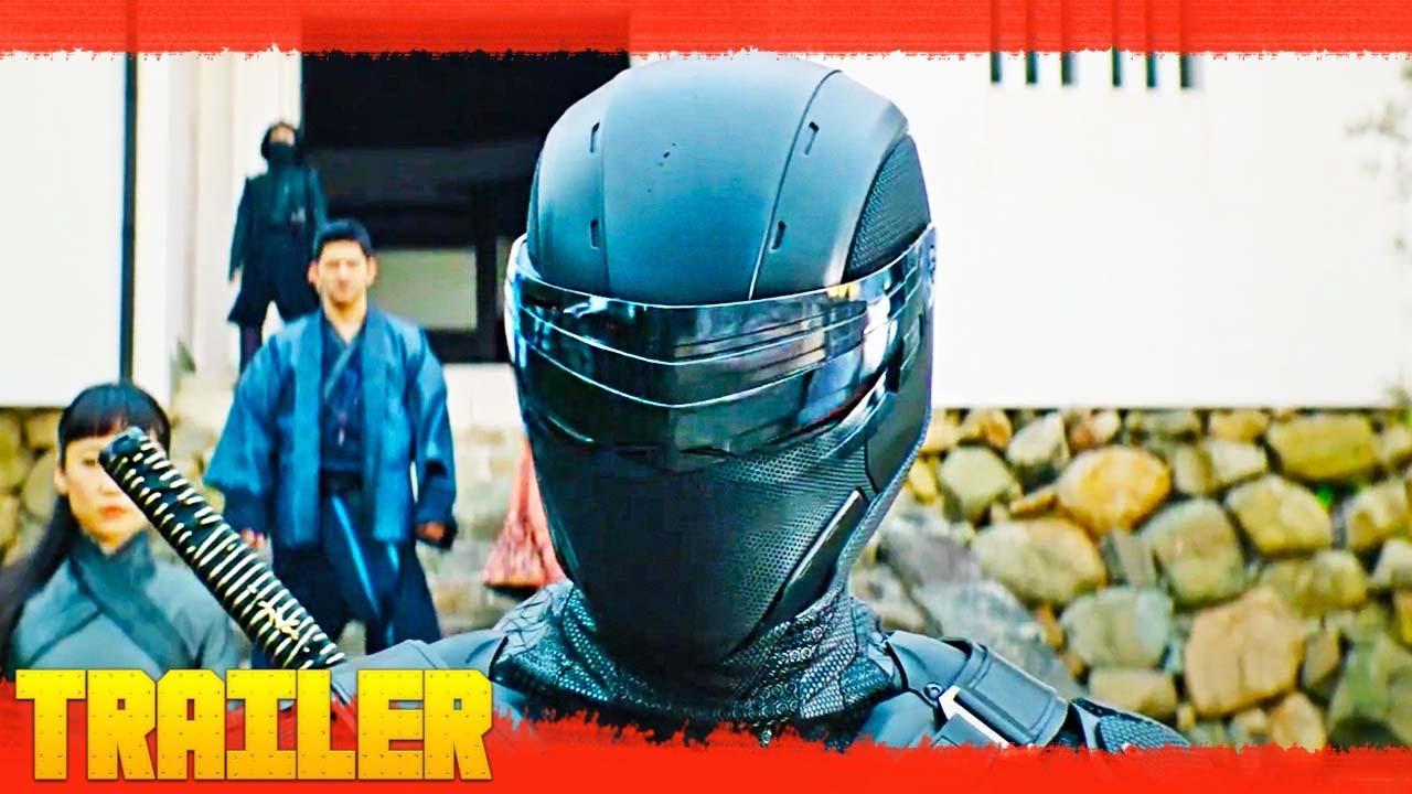 Snake Eyes El Origen 2021 Trailer Oficial Espanol Youtube