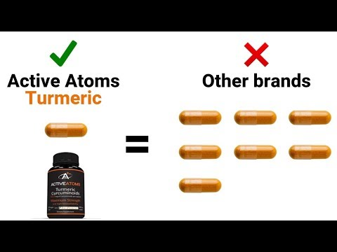 Top-rated turmeric extract on Amazon.com Learn about Active Atoms turmeric