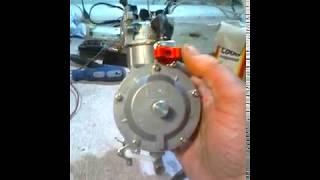 карбюратор под газ генератора вся правда часть 1
