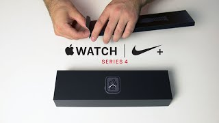 Apple Watch Series 4 Nike+ | Unboxing & Overview | Tech Man Pat
