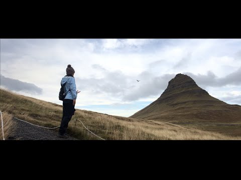 iPhone 6S + DJI OSMO Mobile 4K Cinematic Travel Video (Iceland, October 2019)
