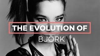 The evolution of Björk