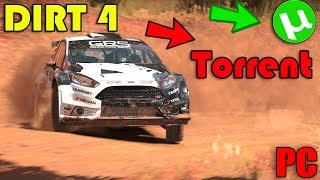 How To Download DIRT 4 FOR PC [ TORRENT 2017 ]