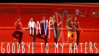 MAVADO | GOODBYE TO MY HATERS | Dancehall choreo by Isabel Abadal
