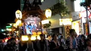 昭和通りを通過.