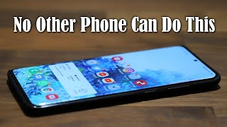 No Other Phone Can Do This - Samsung Galaxy (S20, Note 10, S10, Note 9, etc)