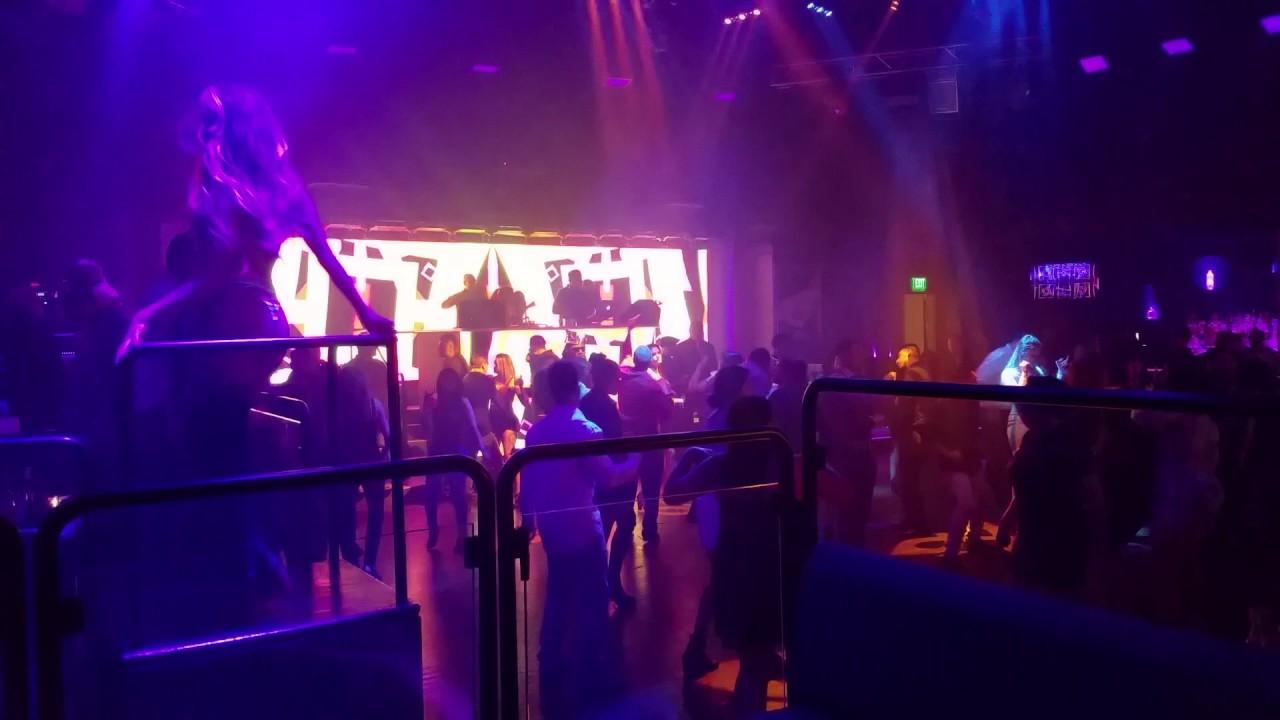 The Edge Nightclub Peppermill Reno