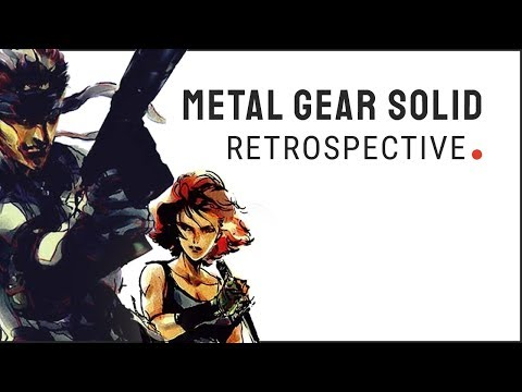 Metal Gear Solid Retrospective Review & Analysis | Game Discourses