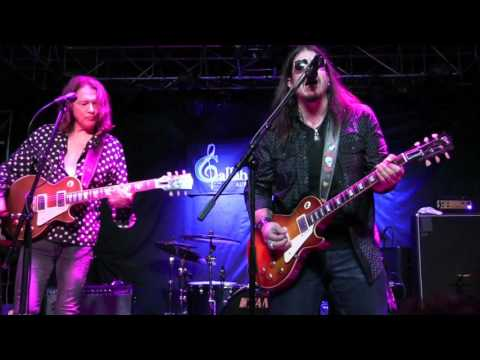 ''SOMEBODY'S FOOL'' - SUPERSONIC BLUES BAND Wsg ROBBEN FORD @ Callahan's, July 2017