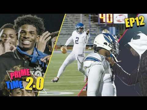 He THREW A PUNCH! Shedeur Sanders Gets EJECTED In State Championship! Deion Is HEATED