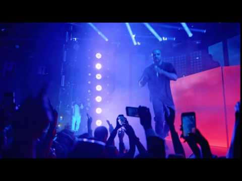 'TUESDAY' Live with Drake at Parq San Diego 2015