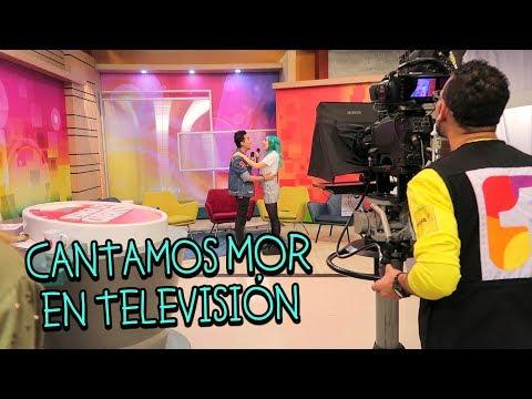 Cantamos MOR en Televisión y Bailamos Las Divinas con Antonela y Vimos a Lana del Rey - VLOG #60