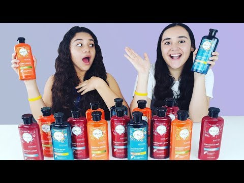 NO Escojas el Shampoo de Slime Equivocado Challenge | Don't choose the wrong shampoo Slime challenge
