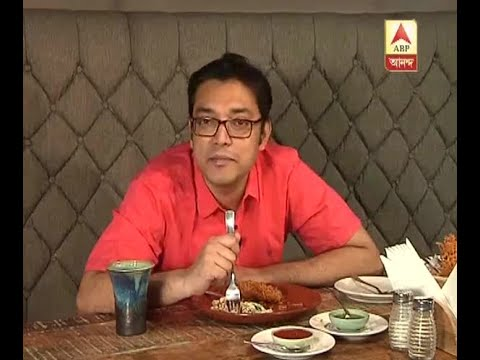 Watch: Melodious singer Anupam Roy Tasting the delicious special Durga Pujo Food