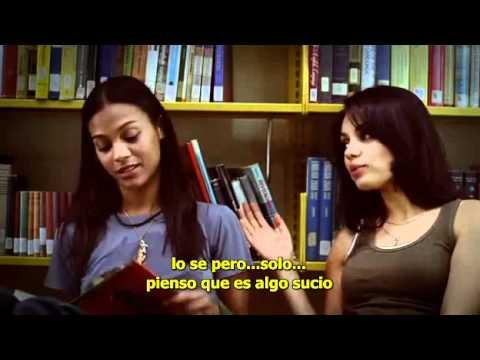 Mila Kunis and Zoe Saldana Subtitulado