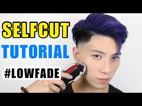 best-haircut-by-yourself-low-fade-+-korean-two-block-cut-turorial- -mens-hair-2020自己剪頭髮- -issac-yiu