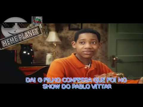 FILHO ASSUME QUE GOSTA DE PABLO VITTAR