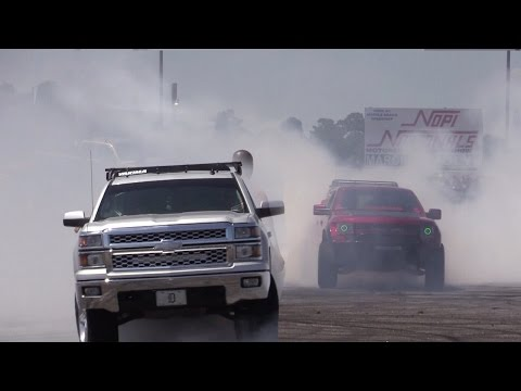 Truck Burnout Contest – NOPI Nationals 2015