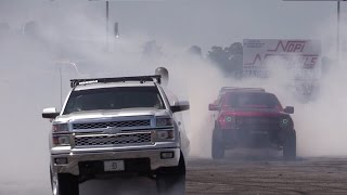 Truck Burnout Contest - NOPI Nationals 2015