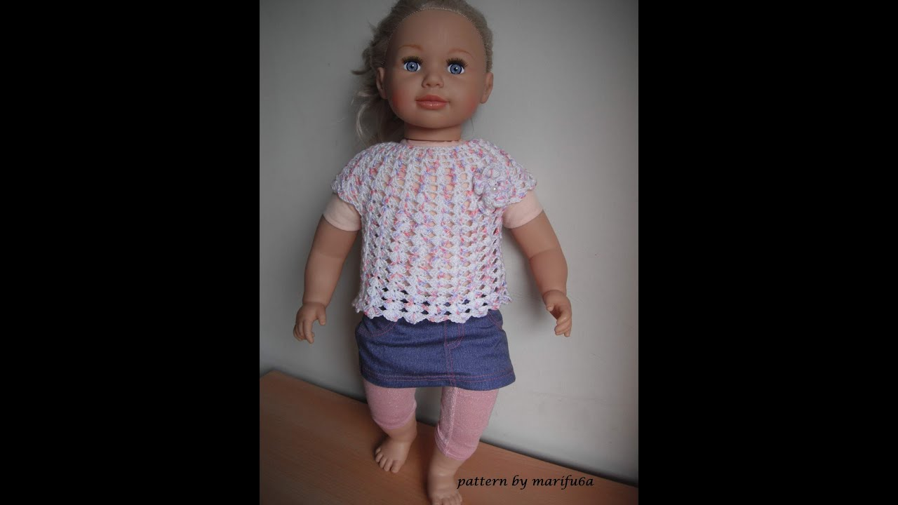 Free Crochet Dress Patterns For Beginners : how to crochet baby top or dress to 1 year for beginners ...