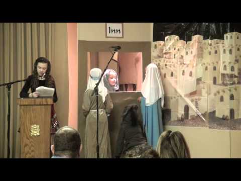 Our Lady of the Assumption Epiphany Pageant 2016