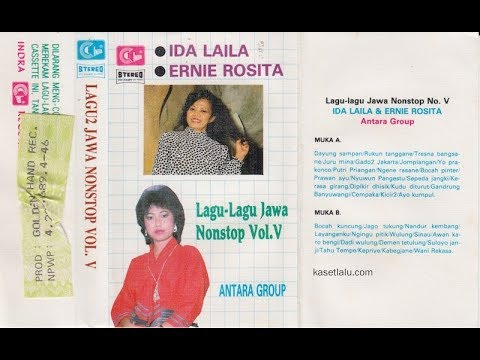 LAGU JAWA GETHUK LENDRI  || IDA LAILA & ERNIE ROSITA ||
