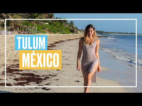 Lo mejor de TULUM 🏝 Un paraíso mexicano - 2019 ☀