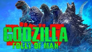 Godzilla - 'Folly of Man' (Tribute to Godzilla) (feat. Serj Tankian) - Bear McCreary