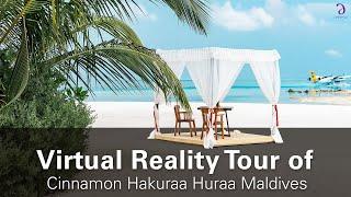 Cinnamon Hakuraa Huraa Maldives VR Story