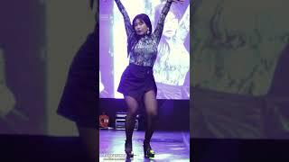 190522 레이샤(Laysha) Senorita(여자아이들) 하영(HAYOUNG) 직캠/fancam @ 부산외대 축제 by hoyasama