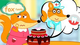 Fox Family and Friends new funny cartoon for Kids Full Episode #389