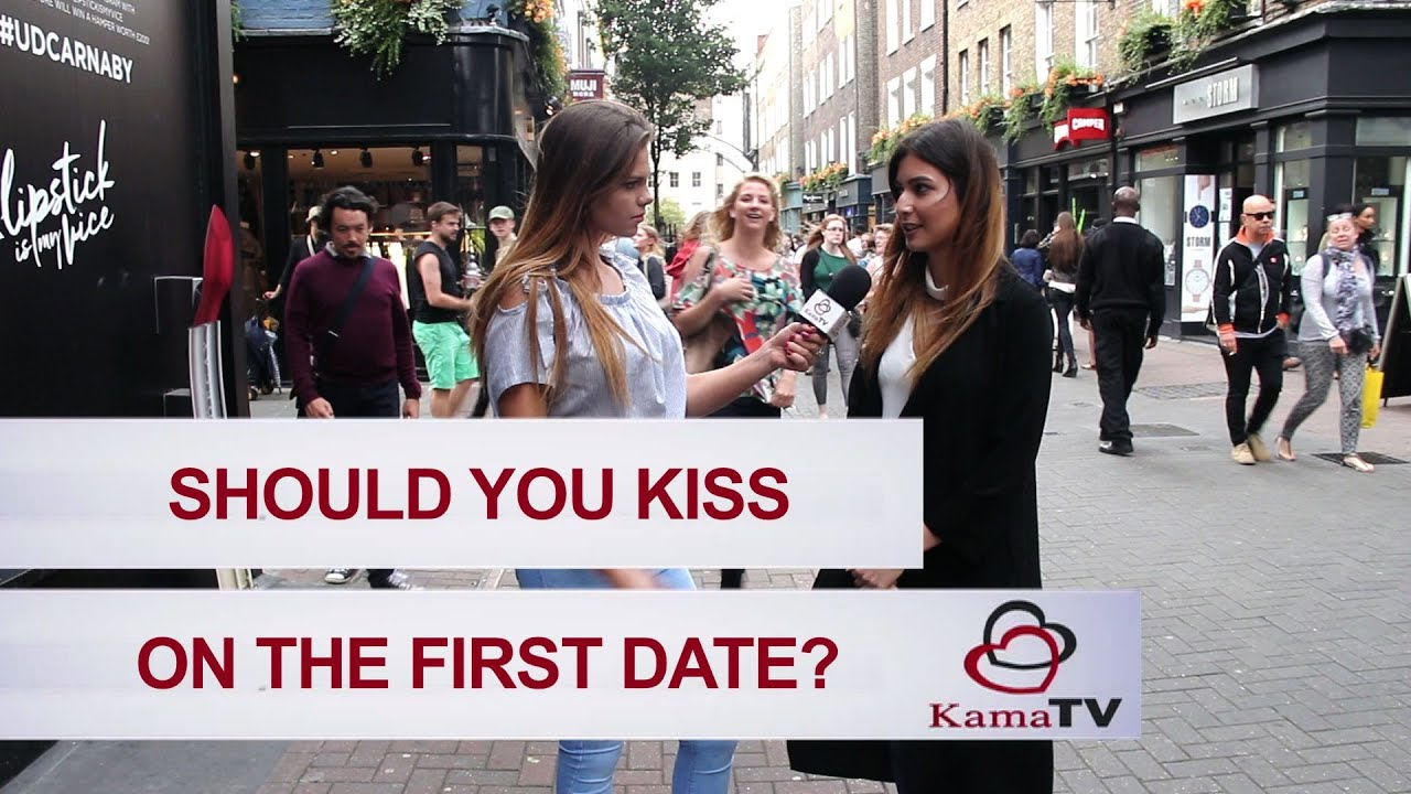 Kiss on first date in Sydney
